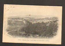 RIVES (38) PONT P.L.M. du BOEUF , VALLEE DE LA FURE avant 1904