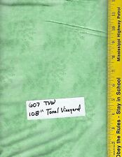 "607 TVW, 108"" EXTRA WIDE QUILT BACKING, TONAL VINEYARD, 47603, 100% COTTON, BTY"
