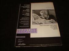 LONGTIME COMPANION Oscar ad Campbell Scott, Bruce Davison Best Supporting Actor
