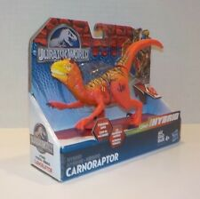 "Jurassic Park World Bashers & Biters Hybrid CARNORAPTOR Chomping 8"" Figure"