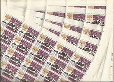 URSS 1965...5 Feuilles n° 3025 MNH ★★...Histoire de la Poste ..Coté 75€