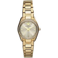 Emporio Armani Sportivo Watch Gold/Champagne Quartz Analog Women's Watch AR6031