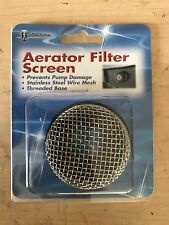 TH marine Stainless Wire Mesh Live well/ Pump Strainer