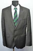 HUGO BOSS Men's Blazer 100% Wool UK 44 Coat Jacket Suit EUR 54 Gr Sakko Herren