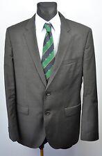 HUGO BOSS Men's Blazer 100% Wool UK 44 Coat Jacket Suit EUR 54 Gr Sakko Herren