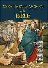 Great Men and Women of the Bible: Great Men and Women of the Bible-ExLibrary