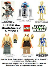 LEGO U PICK Star Wars BATTLE OF NABOO Minifigures (Group 2) **USED**