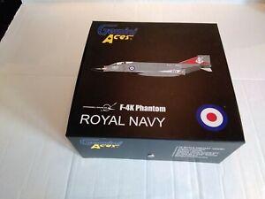 Gemini Aces GARNS4003 1:72 F-4K Phantom XT864 Royal Navy * 007 Fly Navy * BNIB