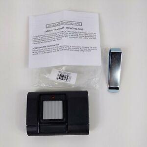 Stanley Linear MCS105015 Single Button Remote Control 310 MHz Garage Door Opener