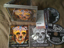 AEROSMITH / Devil's Got A New Disguise / JAPAN LTD CD&DVD OBI guitar pick