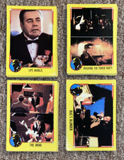 Dick Tracy The Movie 1990 Trading Card Lot Of 40+