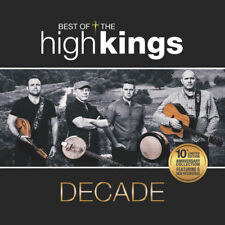 HIGH KINGS DECADE THE BEST OF / GREATEST HITS CD (Released November 3rd 2017)