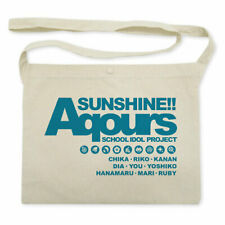 Love Live! Sunshine! Aqours Character Cospa Musette Mini Shoulder Tote Bag