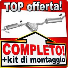 Scarico Completo ALFA ROMEO 155 1.7 1.8 2.0 2.5 8V 2.5 V6 1992-1996 Marmitta 336