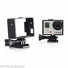 Protective Housing Case Standard Frame Mount Camera Holder f GoPro HD 4 3 3+ OZ