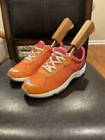 Women's Vionic Alliance Orange Athletic Running Shoes Size 8.5