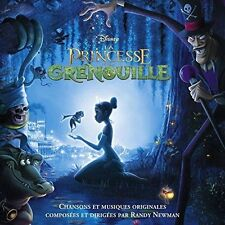 VARIOUS ARTISTS - LA PRINCESSE ET LA GRENOUILLE NEW CD