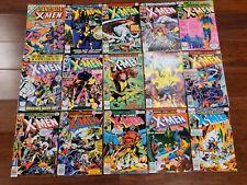 X-Men #113, 115, 116, 119, 132 133 134 135 136 137 138 139 140 143 Giant 2 Vol 1