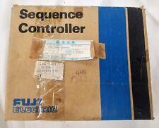 NEW MEIKI FUJI SEQUENCE LSI CONTROLLER CPU CARD PL-CPU 07513390000