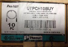 Panduit UTPCH10BUY Copper Patch cords (10 in a case) Pan-Net
