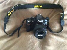 Nikon D D3200 24.2 MP Digital SLR Camera - Black