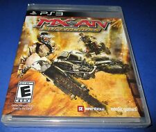 MX vs ATV Supercross PS3 Factory Sealed! Free Shipping!