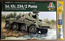 ITALERI 15653 - Sd. Kfz. 234/2 PUMA - 28mm PLASTIC KIT