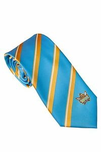 NRL Gold Coast Titans Tie Microfibre embroided logo FREE SHIPPING