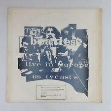THE BEATLES Germany (Live Europe TV Cast) 1966  CBM 3571 LP Vinyl VG+ Cover VG+