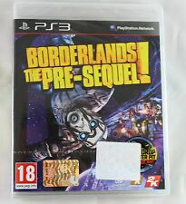 BORDERLAND - THE PRE-SEQUEL - Playstation 3 - PS3 | nuovo