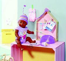 ZAPF CREATIONS Baby Born Ethnic Interactive Doll Ethnic Girl *  Brand New  *