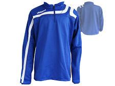 Uhlsport Training-Top Progressivo 1/4 Zip-Jersey BLU Fussballshirt Gr.xxl