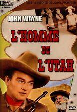 L'HOMME DE L'UTAH / JOHN WAYNE - POLLY ANN YOUNG /*/ DVD WESTERN NEUF/CELLO