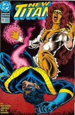 DC New Titans 101  1993    Teen Titans