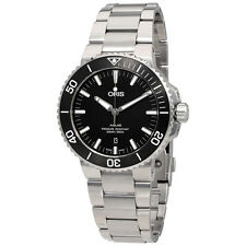 Oris Aquis Black Dial Automatic Mens Watch 01 733 7730 4154-07 8 24 05PEB