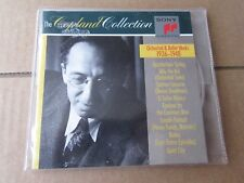 COOPLAND COLLECTION ORCH BALLET WORKS 1936-48 3 CD SET SONY INCOMPLETE ARTWORK
