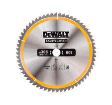 DEWALT Dt1960-QZ 305 30mm Construction Circular Saw Blade