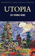 Utopia (Wordsworth Classics of World Literature), Sir Thomas, Saint More   Paper