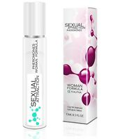 Sexual Attraction 15ml  pheromone perfume for women to attract men Effective !!