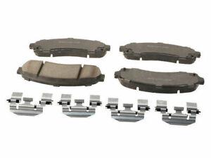 Front AC Delco Brake Pad Set fits Ford Ranger 2003-2011 86VNXF
