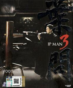 Ip Man 3 (2015) English Sub _ HK Movie DVD _ Region 0_ Donnie Yen , Mike Tyson