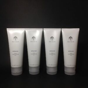 Nu Skin Enhancer Skin Conditioning Gel Aloe Vera moisturizer x 4 Exp 08/2022