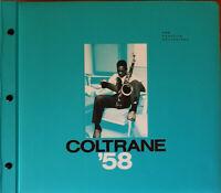 John Coltrane - Coltrane '58: Prestige Recordings [New Vinyl] 180 Gram, Boxed Se