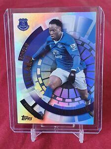 Romelu Lukaku Everton Belgium Premier League 2016 Topps Card