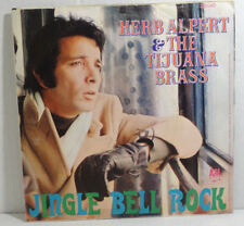HERB ALPERT & The TIJUANA BRASS - Winter Wonderland|Jingle Bell Rock > Single 7""