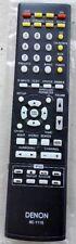 Brand New Remote Control for Denon AVR Home Theatre Receiver