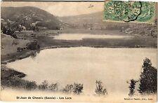 CPA   St-Jean de Chevelu (Savoie) - Les Lacs  (438629)