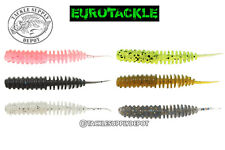 Eurotackle Ice Pan Fishing Bait Micro Finesse Fat Assassin 2in 8pk - Pick