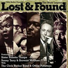 VARIOUS ARTISTS - BLUES LEGACY: LOST AND FOUND SERIES, VOL. 1 (NEW CD)