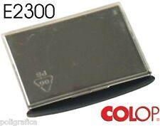 Tampone Colop ricambio e/2300 sS300 s360 2200 ink nero